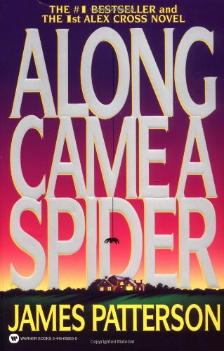Cover of Along Came a Spider (Alex Cross)