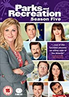 Parks & Recreation: Season Five [DVD]