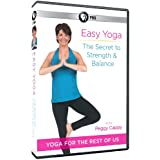 Easy Yoga: The Secret to Strength and Balance with Peggy Cappy