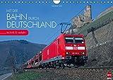 Mit der Bahn durch Deutschland (Wandkalender 2015 DIN A4 quer): Die wohl schönste Art zu Reisen (Monatskalender, 14 Seiten)