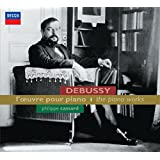 Debussy : L'Oeuvre pour piano (4 CD)