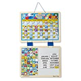 Melissa & Doug Monthly Magnetic Calendar