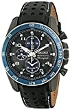 Seiko Men's SNAF37 Analog Display Japanese Quartz Silver Watch thumbnail