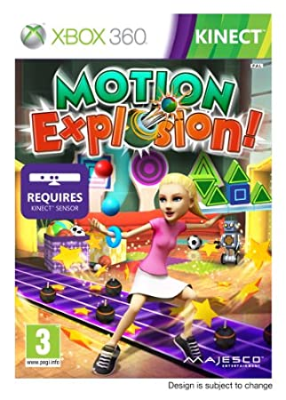 Motion Explosion (Xbox 360)
