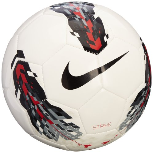 Nike Total 90 Strike Football White/Red Size 5