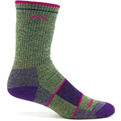 Buy Darn Tough Vermont Ladies Merino Wool Boot Full Cushion Socks by Darn Tough Vermont
