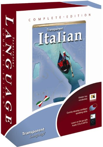 Transparent Italian Complete Edition