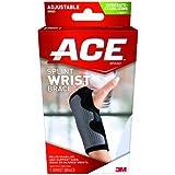 Ace Splint Wrist Brace, Reversible, One Size Adjustable