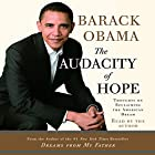 The Audacity of Hope: Thoughts on Reclaiming the American Dream Hörbuch von Barack Obama Gesprochen von: Barack Obama