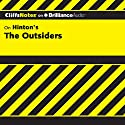 The Outsiders: CliffsNotes Audiobook by Janet Clark Narrated by Nick Podehl