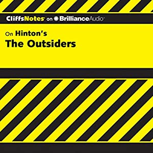 The Outsiders: CliffsNotes Audiobook