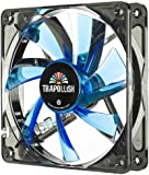 Enermax T.B.Apollish UCTA12N-BL Ventilateur 120 mm Twister Bearing LED Bleu