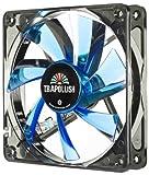ENERMAX PCケースファン TBアポリッシュ12cm ブルー UCTA12N-BL