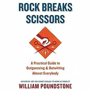 Rock Breaks Scissors Audiobook