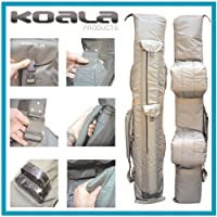 KOALA PRODUCTS DLX OXFORD 12FT 3+3 9 Rod Holdall from KOALA PRODUCTS