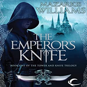 The Emperor's Knife Audiobook