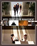 img - for Hotel Front Office Management by Bardi, James A. 5th edition (2010) Hardcover book / textbook / text book