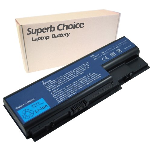Superb Choice New Laptop Replacement Battery for GATEWAY MD73 MD7300 MD7309u MD7327u MD7329u MD7330u MD7333u MD7334u MD7335u;14.8V;8 cells