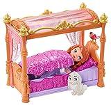 Mattel-Disneys-Sofia-die-Erste-Y6648-Sofia-und-knigliches-Bett-Puppe-und-Zubehr