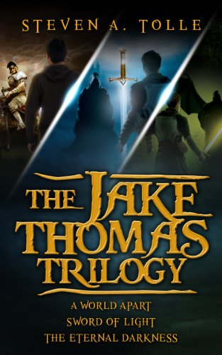 The Jake Thomas Trilogy by Steven A. Tolle ebook deal