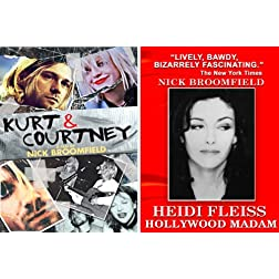 Kurt &amp; Courtney / Heidi Fleiss - 2 DVD Collection (Amazon.com Exclusive)