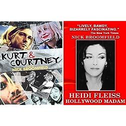 Kurt & Courtney / Heidi Fleiss - 2 DVD Collection (Amazon.com Exclusive)