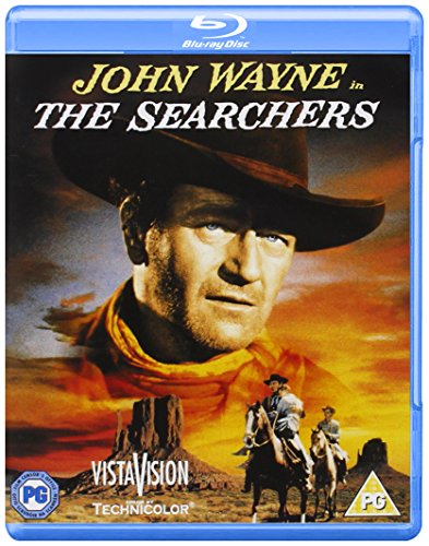 The Searchers [Blu-ray] [UK Import]