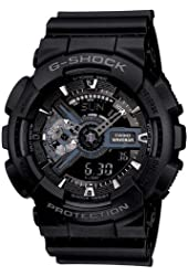 G-Shock GA110-1B Military Series Watch Black