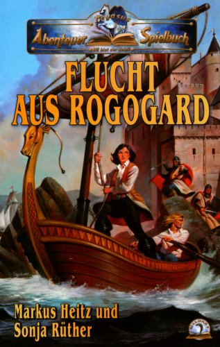 Abenteuer-Spielbuch in Ulldart 02. Flucht aus Rogogard hier kaufen