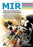 img - for Test de Preparacion y Examenes Comentados (Spanish Edition) book / textbook / text book