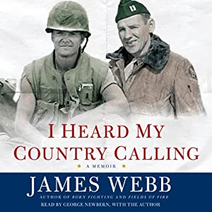 I Heard My Country Calling Audiobook