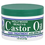 Hollywood Beauty Castor Oil, 7.5 oz (213 g)