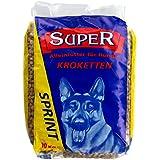 10 Kg Hundefutter Croc Brocken Alleinfutter für ausgewachsene HundeTrockenfutter
