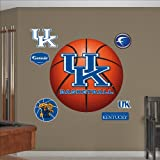 51n 7e2QogL. SL160  NCAA Kentucky Wildcats Basketball Logo Wall Graphic