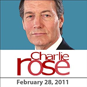 Charlie Rose: Lakhdar Brahimi and Joseph Nye, February 28, 2011 Radio/TV Program