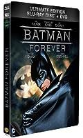 Batman Forever - Combo Blu-Ray + DVD - Steelbook format Blu-Ray - Collection DC COMICS [Blu-ray] [Combo Blu-ray + DVD - Édition boîtier SteelBook]