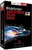 Bitdefender antivirus Plus 2016 (3 postes, 2 ans)