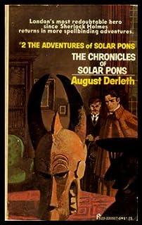 Aventuras De Solar Pons