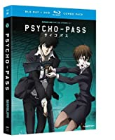 Psycho-Pass: Part One (Blu-ray/DVD Combo) by Funimation