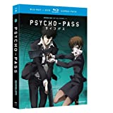 Psycho-Pass: Season 1: Part 1 [Blu-ray] ~ Artist Not Provided