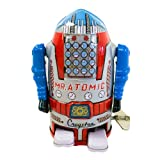 Schylling Toys Schylling Mr. Atomic Wind-Up Robot