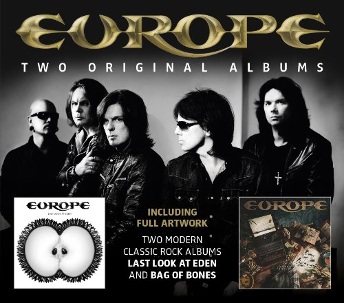 Europe - Last Look at Eden & Bag of Bones