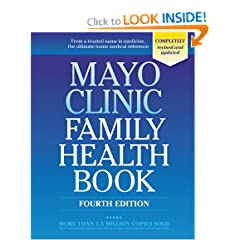 Mayo Clinic Family Health Book (9781603200776)