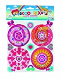 Scootrix Wheel Stickers Girls