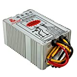 Global 24V to 12V 30A Car Power Supply Inverter Converter Conversion Device