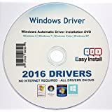 Automatic Driver Installation For Windows 8.1, 7, Vista and XP. Supports Asus, HP, Dell, Gateway, Toshiba, Gateway, Acer, Sony, Samsung, MSI, Lenovo, Asus, IBM, Compaq, eMachines