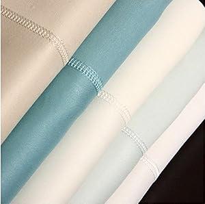 HomeEnvironment 100% Rayon from Bamboo Khaki King 4 pc Sheet Set