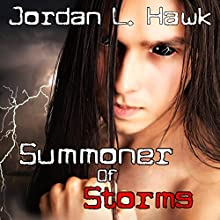 Summoner of Storms: SPECTR, Book 6 (       UNABRIDGED) by Jordan L. Hawk Narrated by Brad Langer