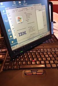 LENOVO (18663RU) ThinkPad X41 Tablet 1866 Pentium M 758 1.5 GHz LV - RAM 512 MB - HD 60 GB - Mdm