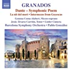 Granados: Orchestral Works, Vol. 2